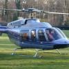 baptême en hélicoptère par heliplus Spiere