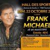 Frank Michael chante pour la Fête à la Vie